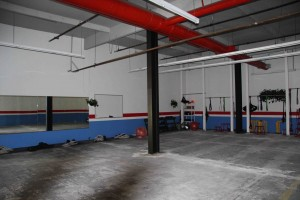 demo before large gym 1