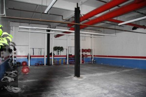 demo before large gym 2