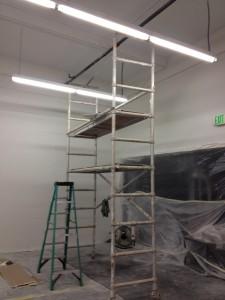 demo scaffolding