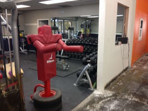 demo small gym before 4