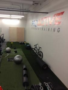 demo training mess 1