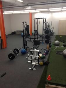 demo training mess 2
